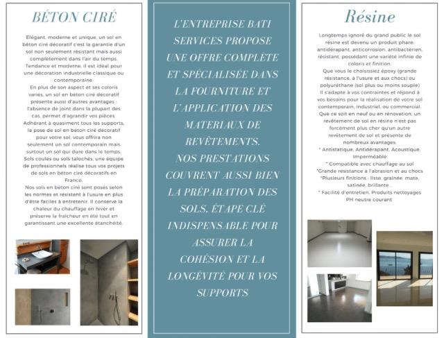 Logo de Bâti services, société de travaux en Rénovation complète d'appartements, pavillons, bureaux