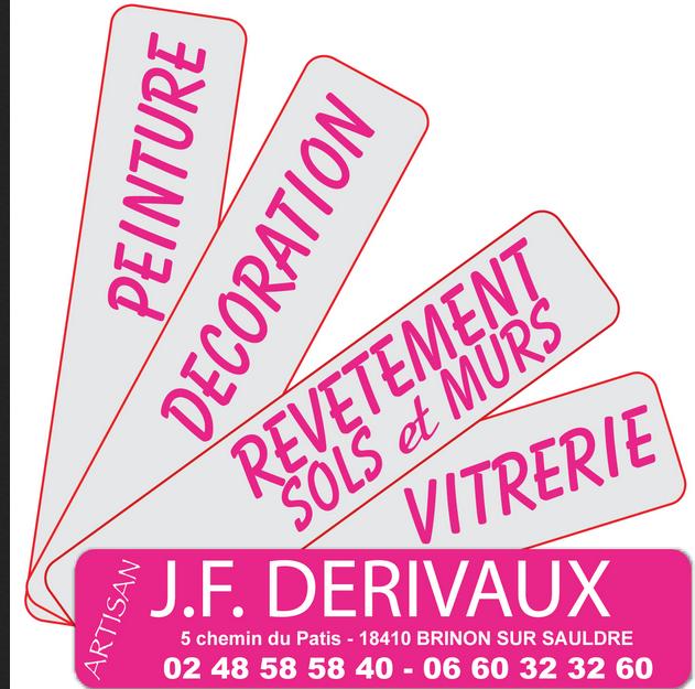 Logo de DERIVAUX JEAN-FRANÇOIS, société de travaux en Rénovation complète d'appartements, pavillons, bureaux