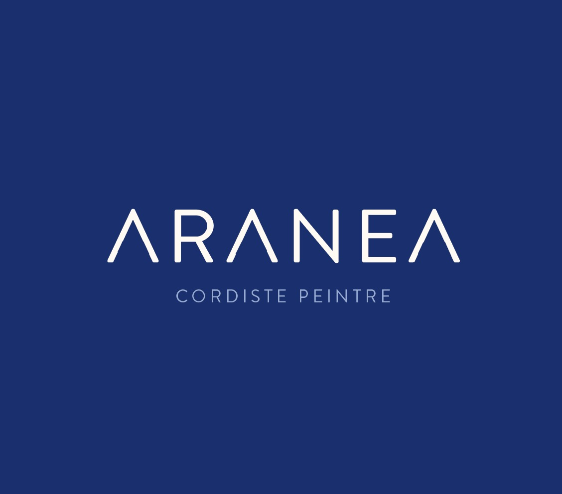 Logo de Aranéa Peinture, société de travaux en Peinture : mur, sol, plafond