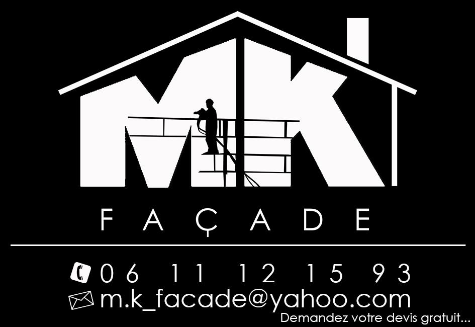 Logo de Mk façade, société de travaux en Ravalement de façades