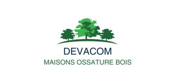 Logo de DEVACOM, société de travaux en Construction de maison