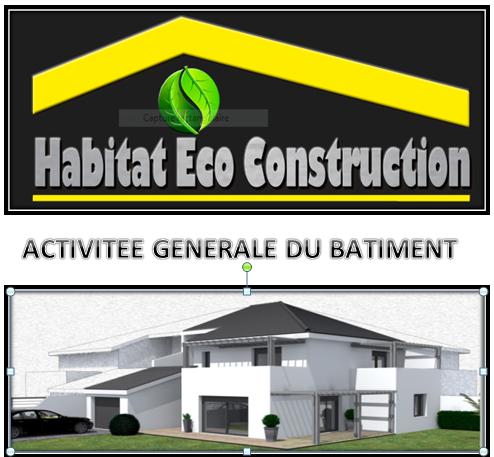Logo de Activités Générale du Batiment, société de travaux en Construction de maison