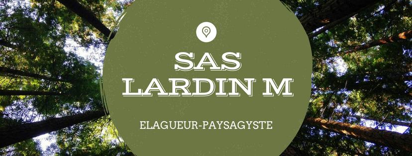 Logo de Sas lardin m, société de travaux en Architecte paysagiste