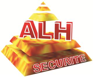 Logo de ALH SECURITE, société de travaux en Motorisation pour fermeture de portes et portails
