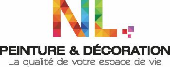 Logo de NL PEINTURE & DECORATION, société de travaux en Fourniture et pose de parquets flottants