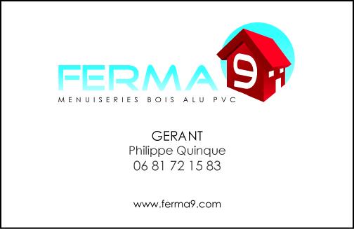 Logo de ferma9, société de travaux en Fourniture et remplacement de porte ou fenêtre en PVC