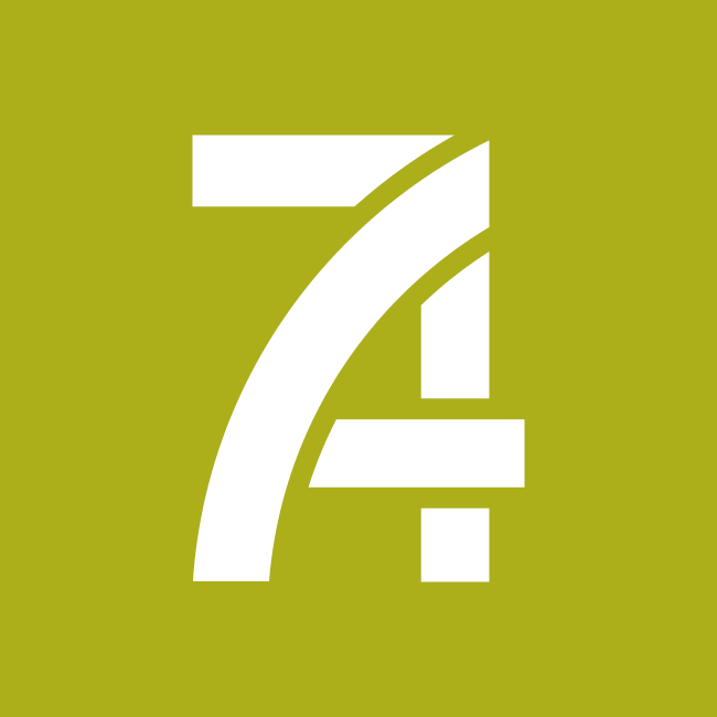 Logo de ATELIER 74 METALLERIE, société de travaux en Fourniture et pose d'un garde corps