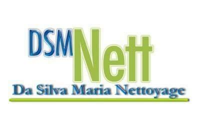 Logo de DSM NETT, société de travaux en Nettoyage industriel