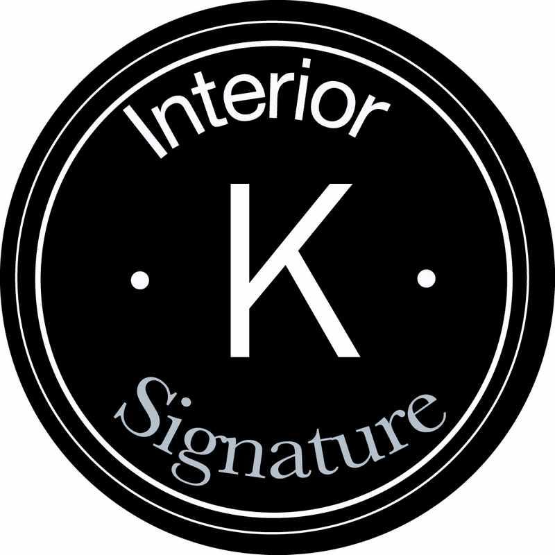 Logo de K INTERIOR SIGNATURE, société de travaux en Rénovation complète d'appartements, pavillons, bureaux