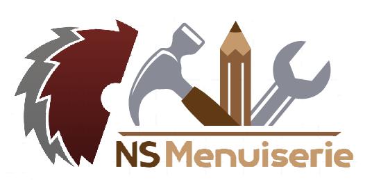 Logo de NS MENUISERIE, société de travaux en Fourniture et installation de Volets roulant