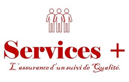 Logo de Services Plus, société de travaux en Couverture complète (tuiles, ardoises, zinc)
