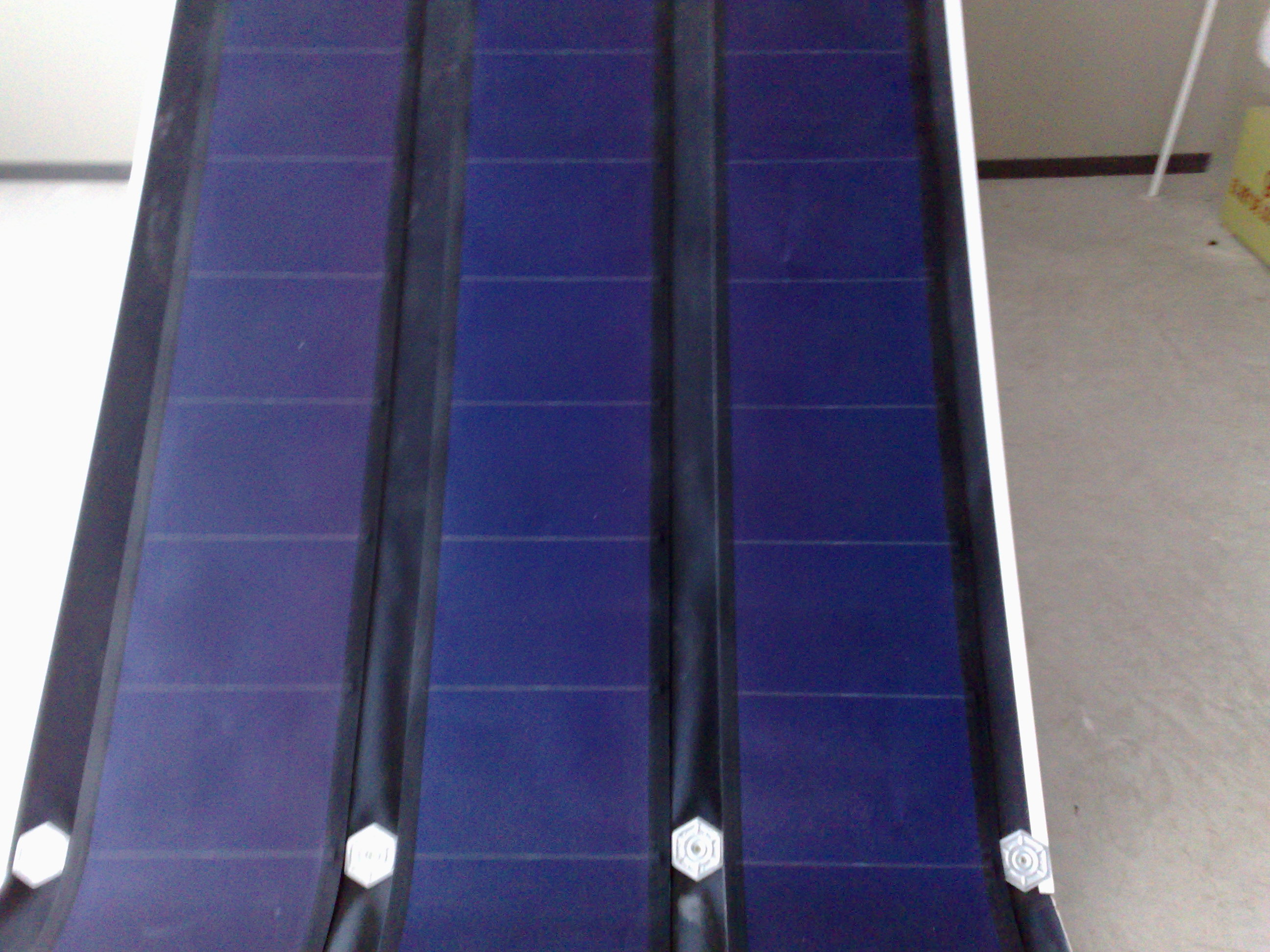 Logo de LUX-ELEC 83, société de travaux en Production électrique : photovoltaïque / éolien