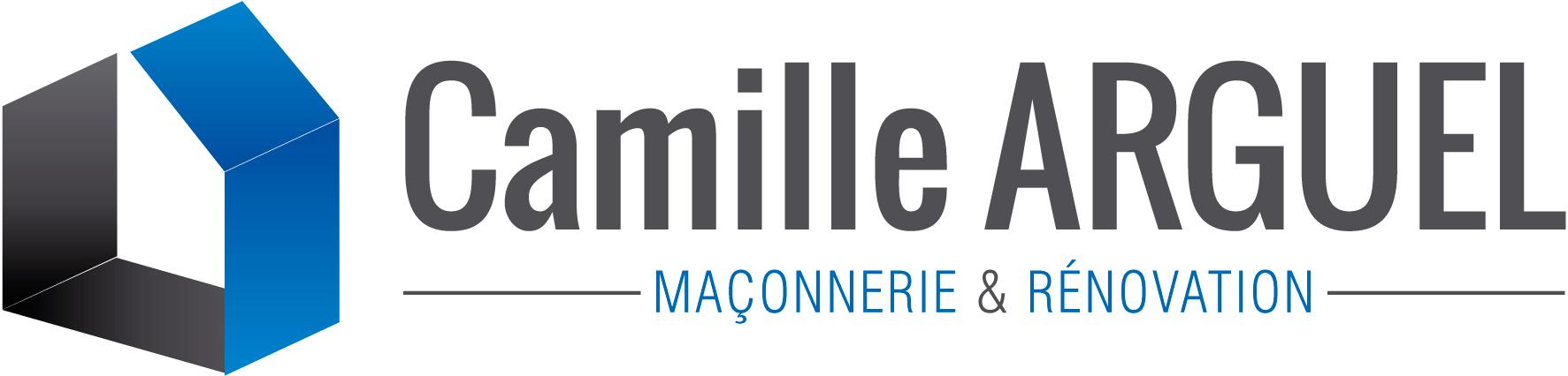 Logo de ARGUEL Camille, société de travaux en Maçonnerie : construction de murs, cloisons, murage de porte