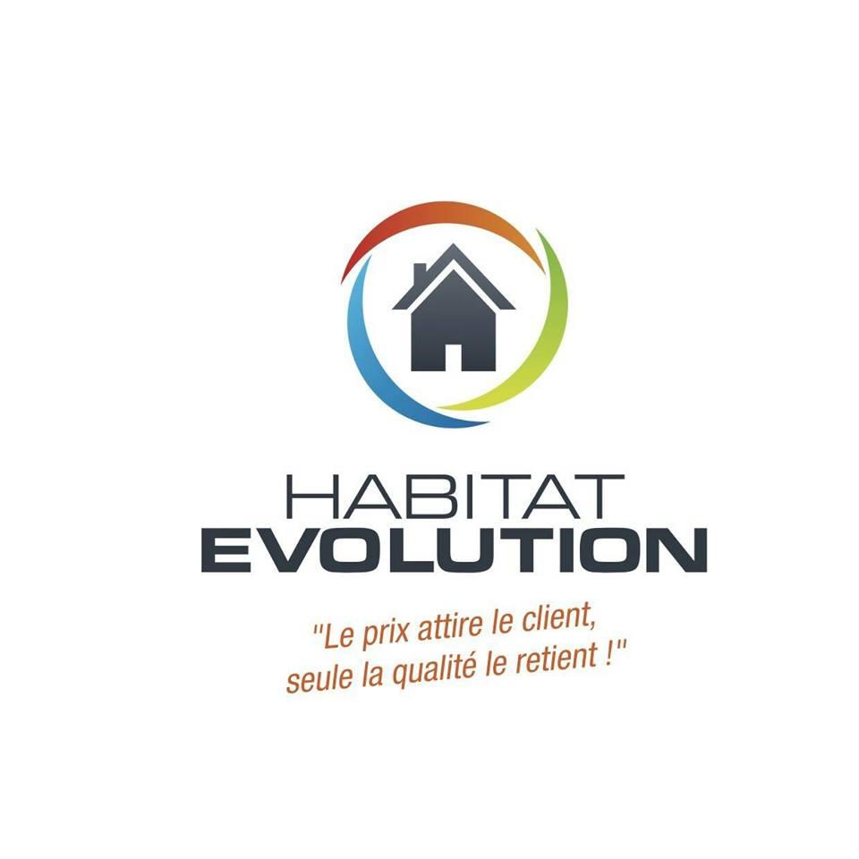 Logo de HABITAT EVOLUTION, société de travaux en Travaux divers