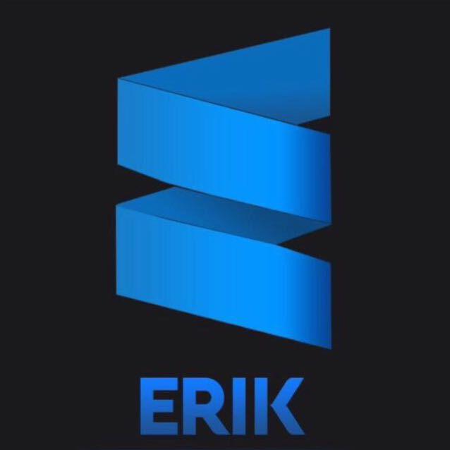 Logo de ERIK architecture, société de travaux en Architecte (construction ou rénovation de maisons individuelles)