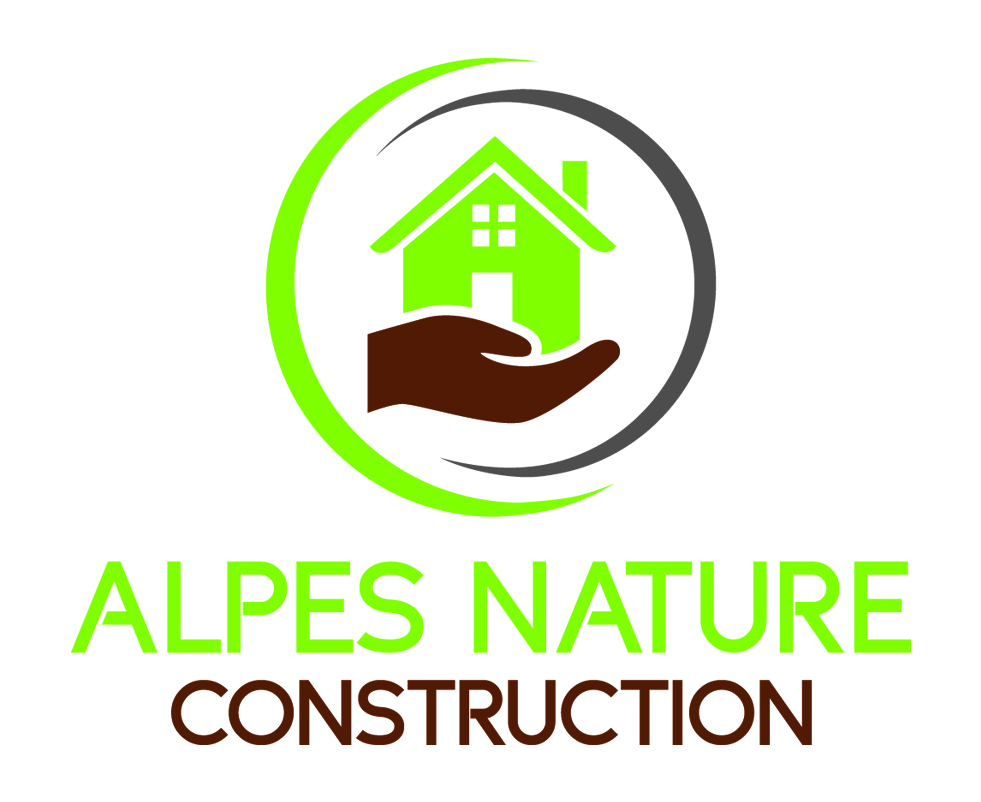 Logo de ALPES NATURE CONSTRUCTION, société de travaux en Construction de maison