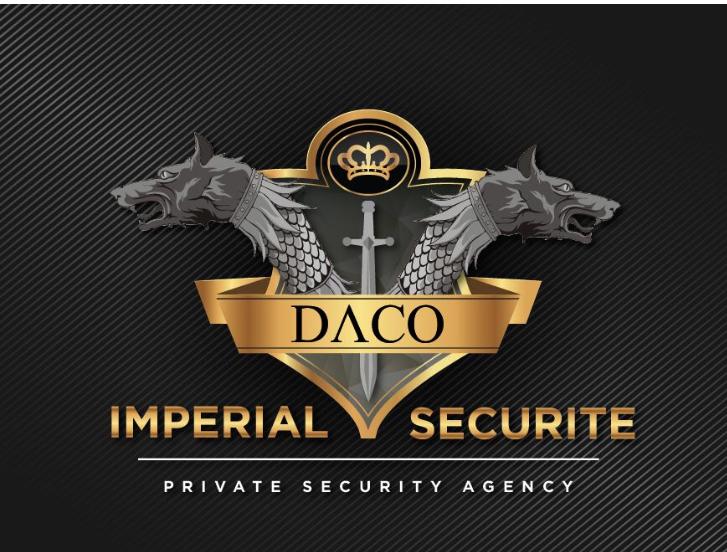 Logo de Daco Imperial Securite, société de travaux en Gardiennage