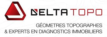 Logo de DELTA TOPO, société de travaux en Bilan thermique