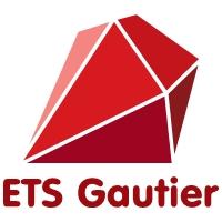 Logo de ETS Gautier, société de travaux en Construction, murs, cloisons, plafonds en plaques de plâtre