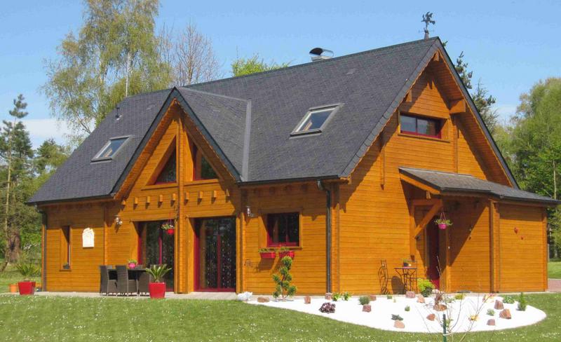 maison bois ecolo