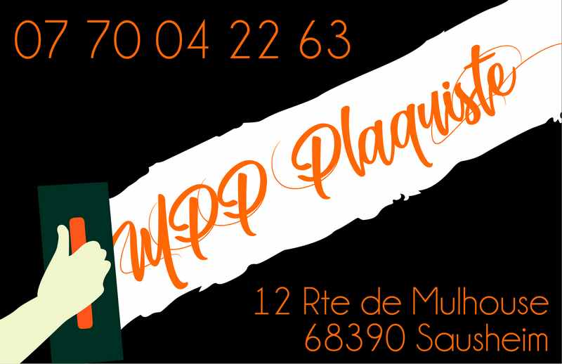 Logo de MPP, société de travaux en Construction, murs, cloisons, plafonds en plaques de plâtre