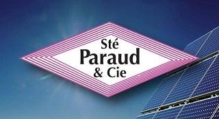 Logo de Sté Paraud & Cie, société de travaux en Etanchéité - Isolation des toitures