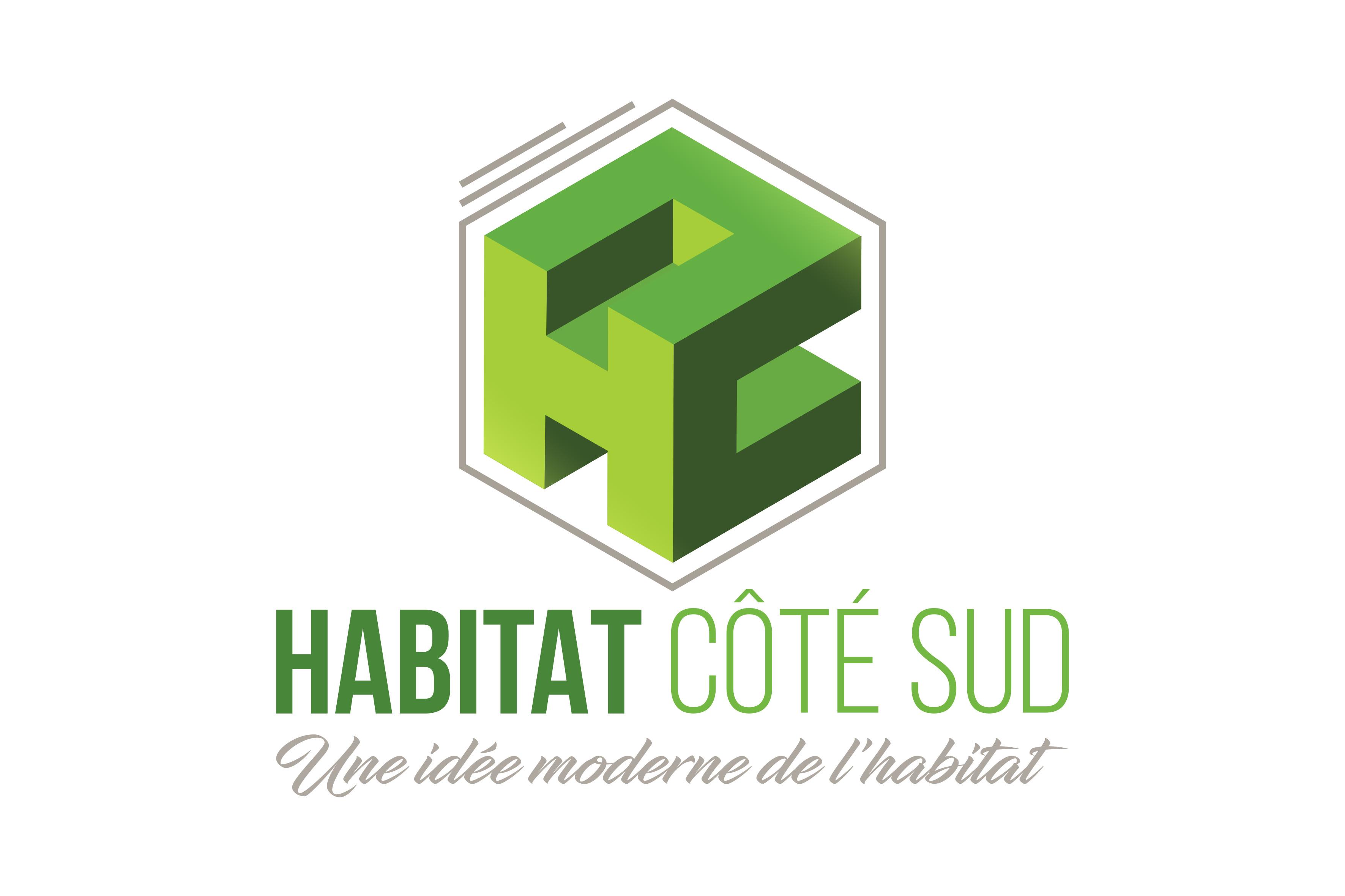 Logo de Habitat Côté Sud, société de travaux en Etude de chantier (avant-projet détaillé ou sommaire)