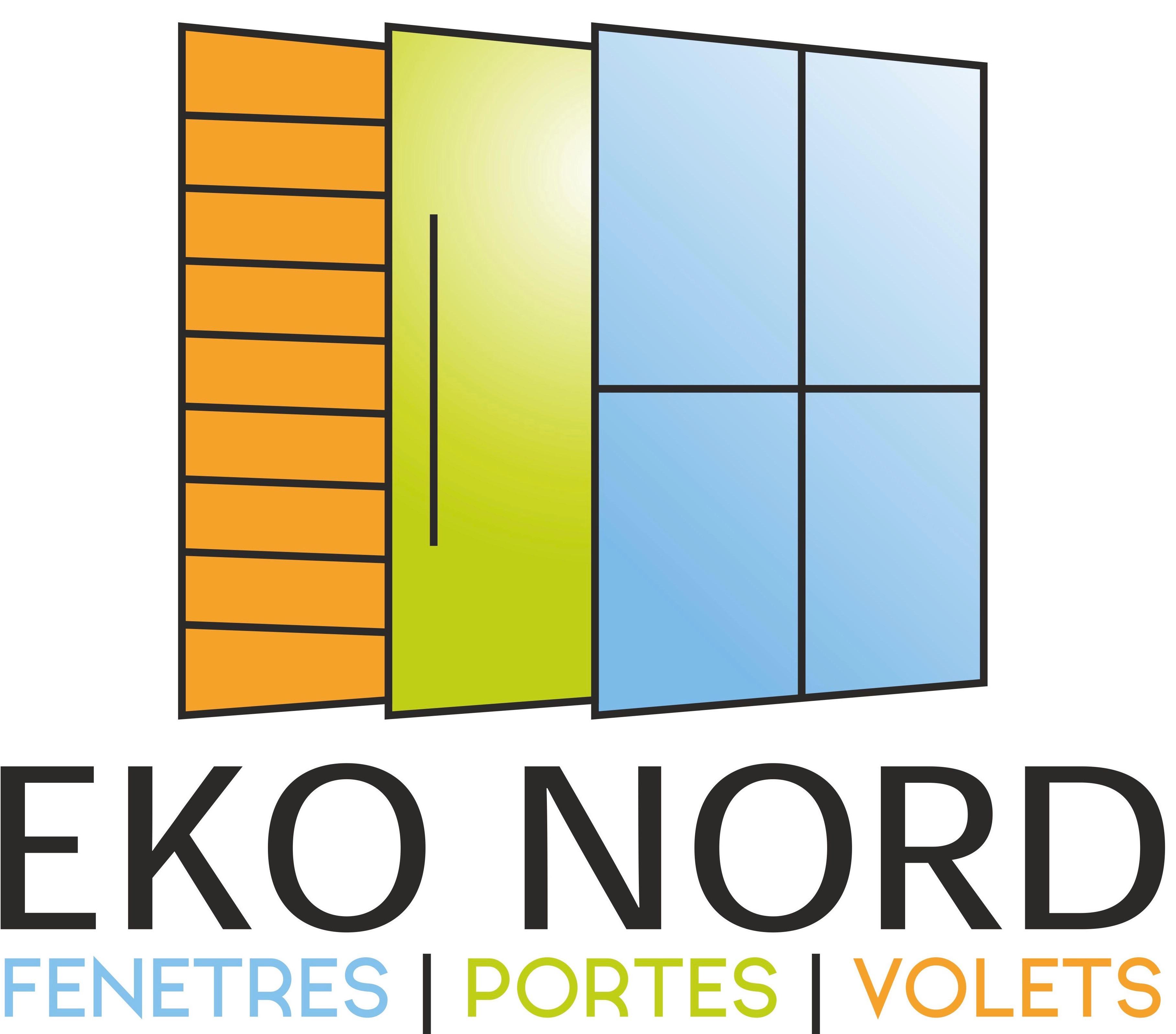 Logo de Eko Nord, société de travaux en Fourniture et installation d'une ou plusieurs fenêtres