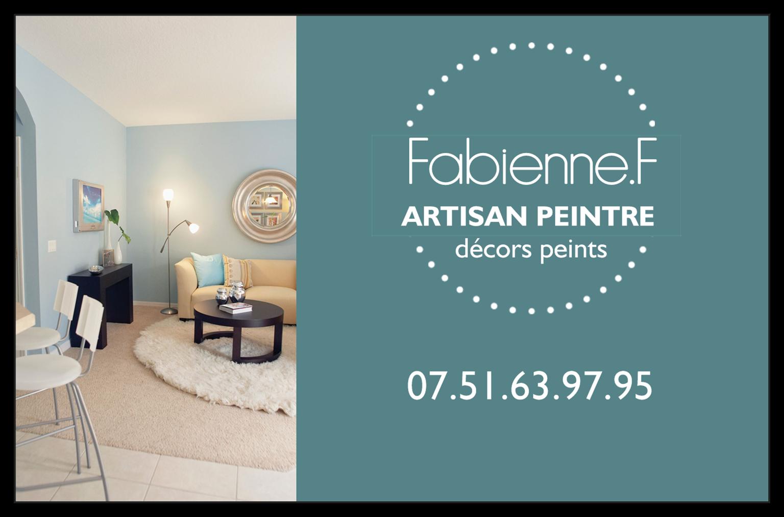 Logo de Fabienne.F, société de travaux en Travaux de décoration