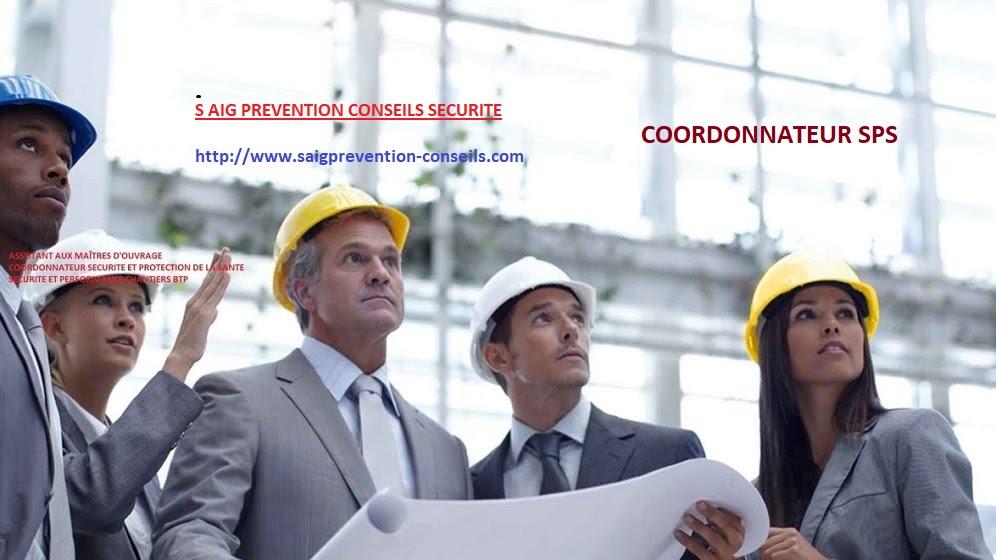 S AIG PREVENTION CONSEILS SECURITE, artisan spécialisé en Construction, murs, cloisons, plafonds en plaques de plâtre