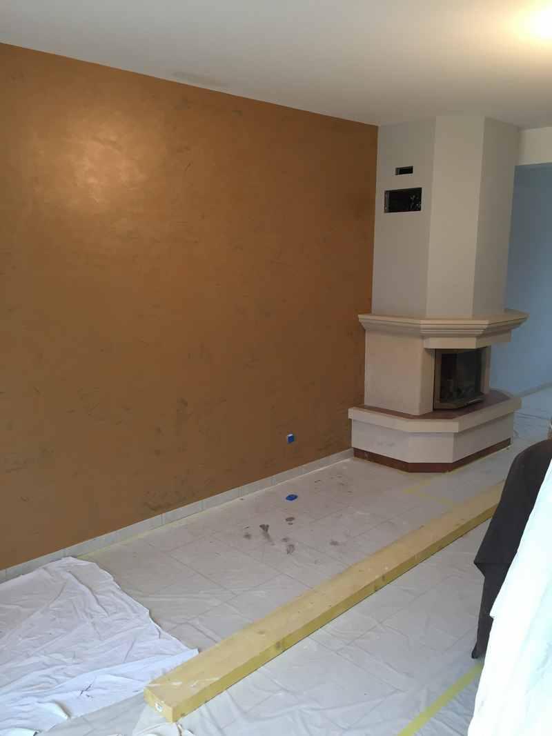 Pitault Kevin, artisan spécialisé en Peinture : mur, sol, plafond