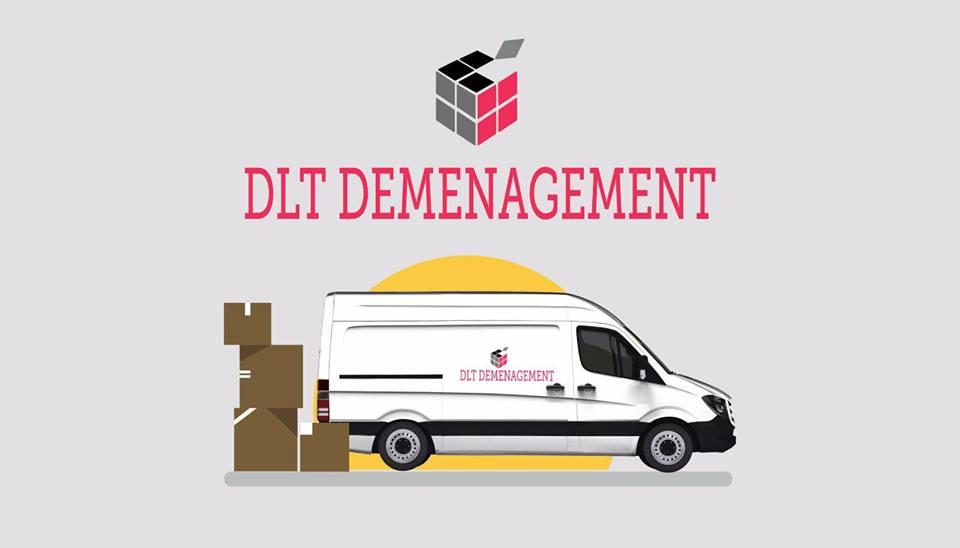 Logo de DLT DEMENAGEMENT, société de travaux en Déménagements internationaux de particuliers
