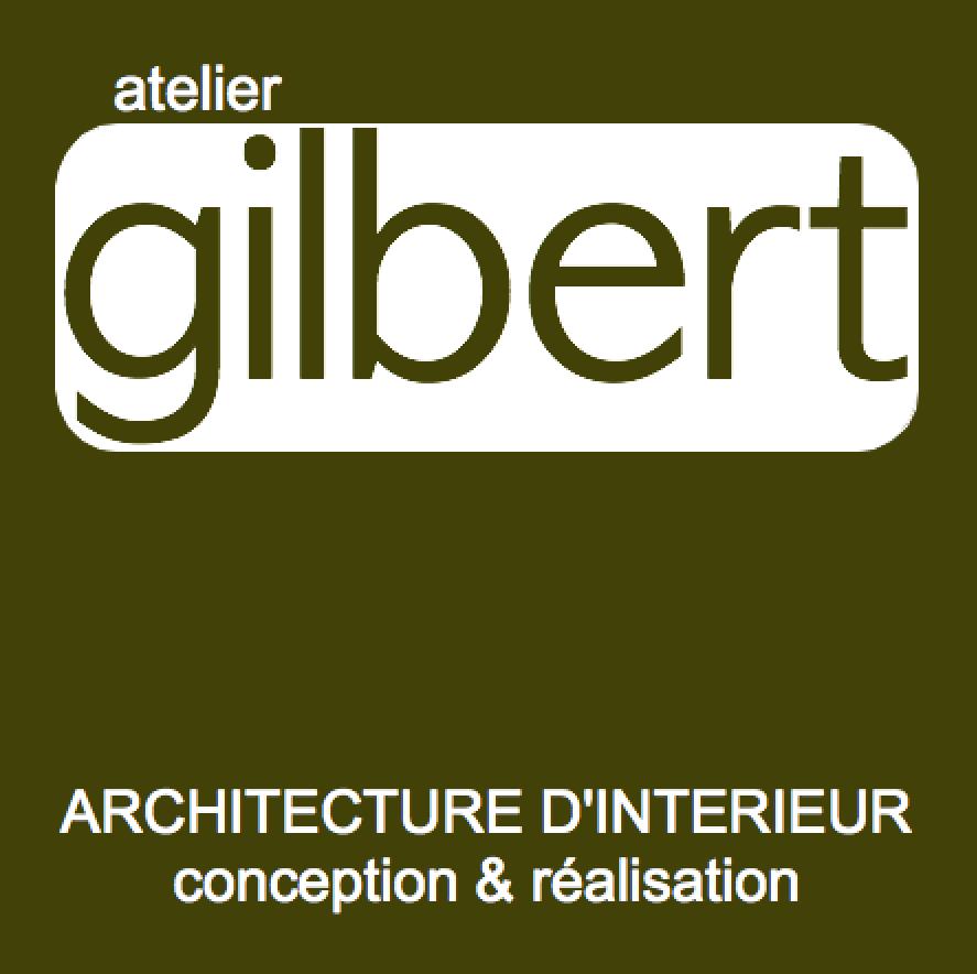 Logo de ATELIER GILBERT, société de travaux en Rénovation complète d'appartements, pavillons, bureaux