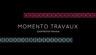 Logo de Momento Travaux, société de travaux en Petits travaux de maçonnerie