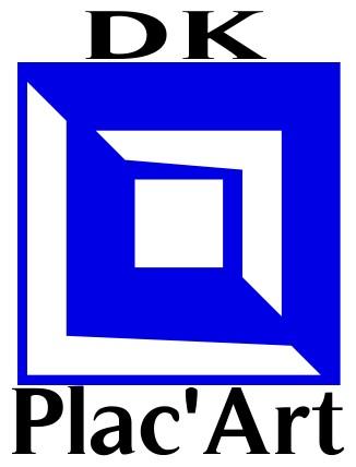 Logo de DK.BOIS, société de travaux en Fourniture, création et pose de placards