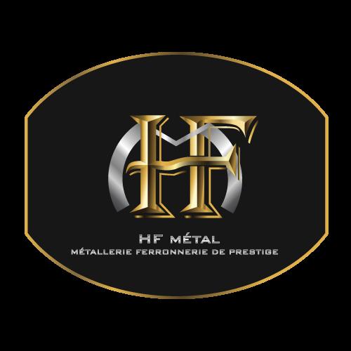 Logo de HF metal, société de travaux en Création d'un escalier sur mesure (bois, métal, béton, verre)