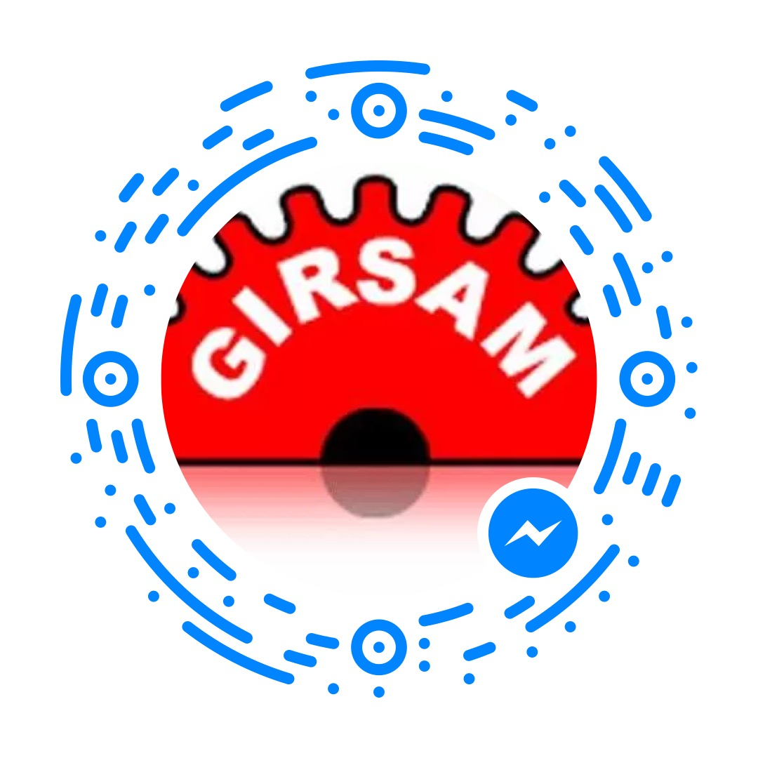 Logo de GIRSAM, société de travaux en Fourniture et pose d'un garde corps