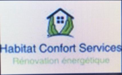Logo de Habitat confort services, société de travaux en Combles : isolation thermique