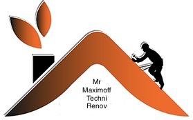 Logo de Techni Renov Renovation Peinture Boiseris, société de travaux en Rénovation ou changement de votre couverture de toit