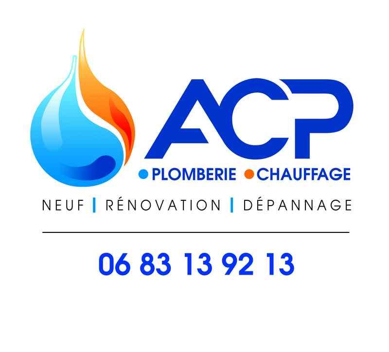 Logo de ACP, société de travaux en Plomberie : installation ou rénovation complète