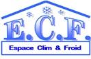 Logo de ESPACE CLIM ET FROID, société de travaux en Fourniture et installation d'une VMC (Ventilation Mécanique Contrôlée)