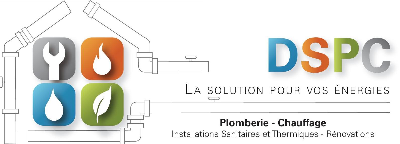 Logo de DSPC, société de travaux en Travaux de plomberie salle de bains