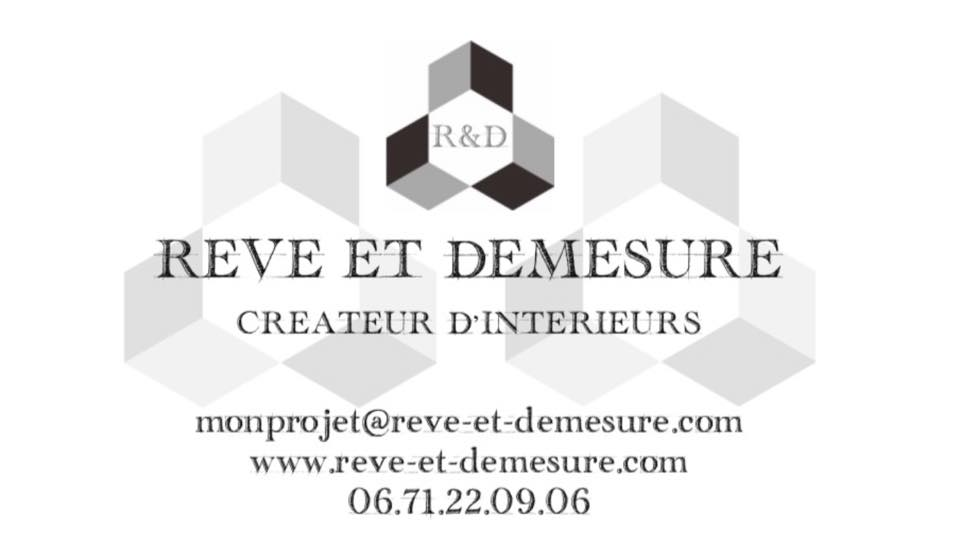 Logo de Reve et demesure, société de travaux en Fabrication de meubles en bois sur mesure