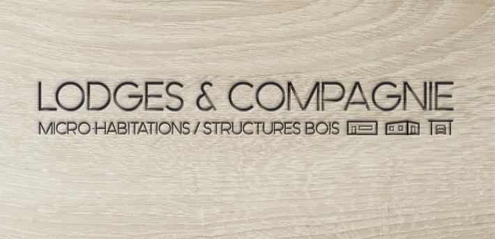 Logo de Lodges et Compagnie, société de travaux en Amélioration de jardin et de terrasse