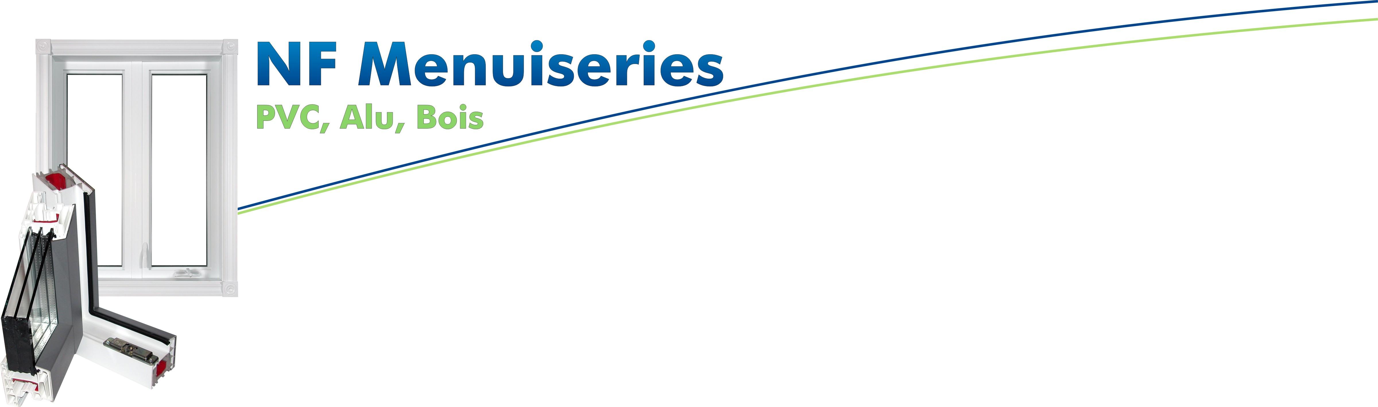 Logo de NF Menuiseries, société de travaux en Porte de garage