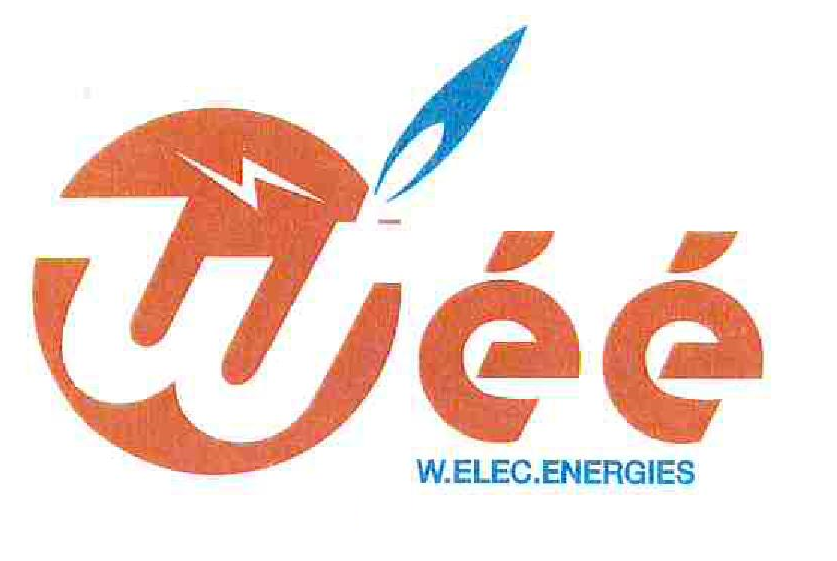 Logo de WEE, société de travaux en Fourniture et pose d'une climatisation réversible / chauffage