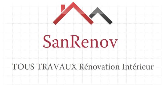 Logo de SANRENOV, société de travaux en Création complète de salle de bains
