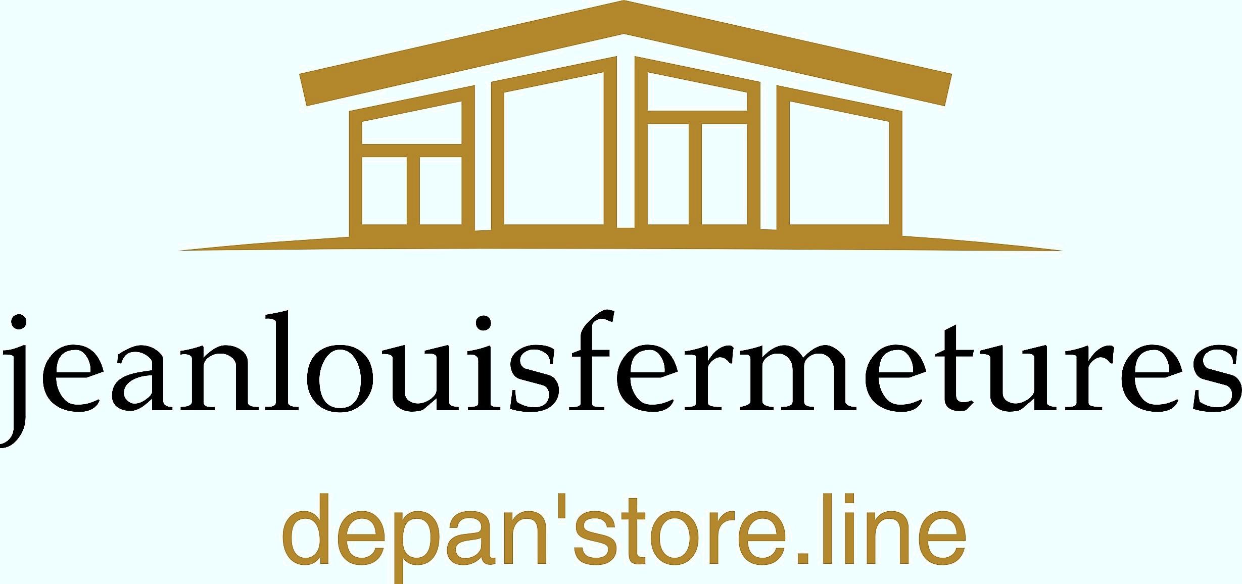 Logo de JEANLOUIS FERMETURES, société de travaux en Fourniture et installation d'un bloc porte