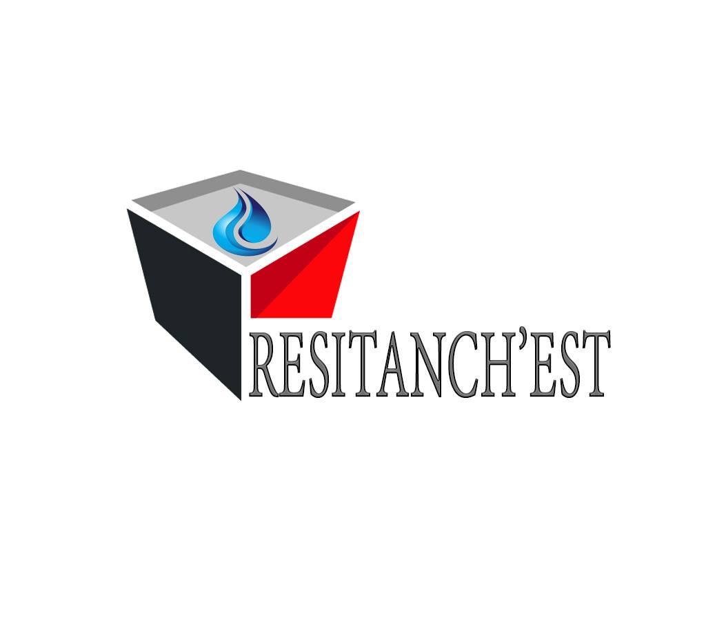 Logo de résitanch'est, société de travaux en Dépannage de toiture