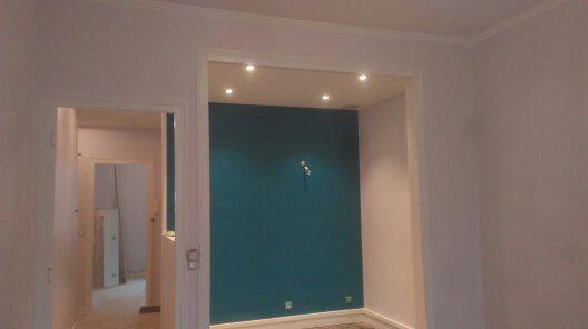 SGK BÂTIMENT, artisan spécialisé en Peinture : mur, sol, plafond